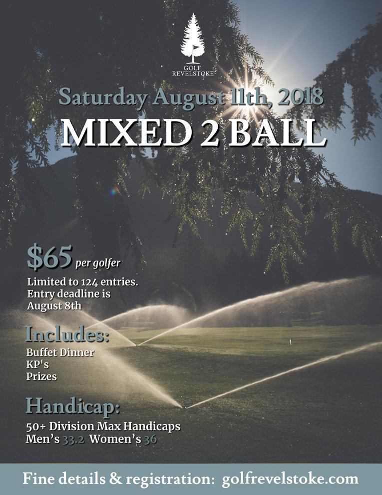 Mixed 2 Ball