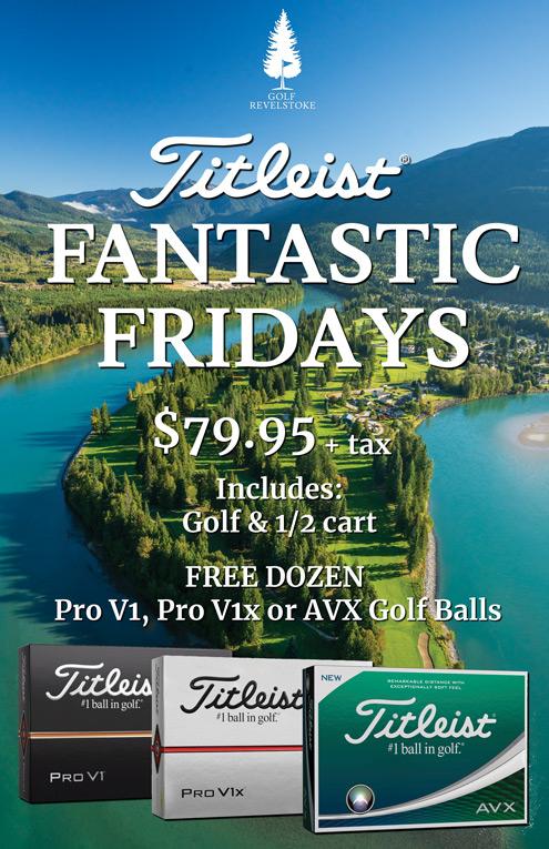 Titleist Fridays